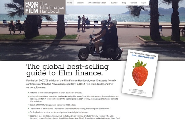 Fund Your Film Screengrab